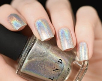 MEGA - 100% PURE Ultra Holographic Nail Polish