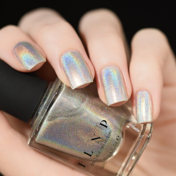 MEGA 100% PURE Ultra Holographic Nail Polish