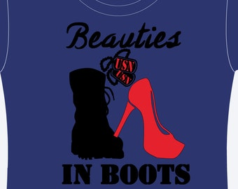 Beauties and Boots (BIB Separated)