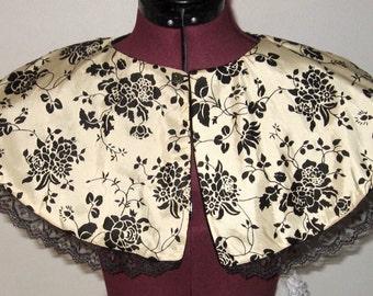 Civil War Bertha/ Dress Accessories /Victorian/Sass /Collars-Free Ship