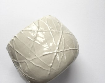 Hand Thrown Ceramic Bowl (M)
