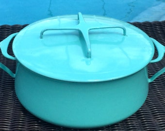 On Sale Turquoise Kobenstyle Dutch Oven - 3QT