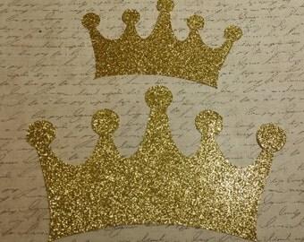 Large, Die Cut Crowns,  #RAY-37