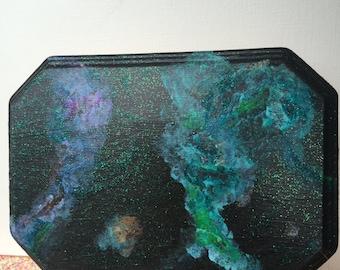 Gittered Galaxy