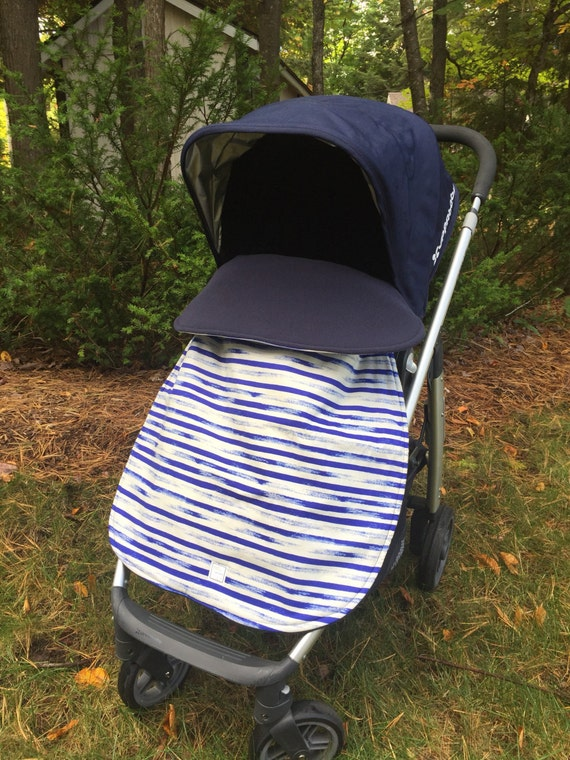 Winter Stroller Blanket With Fleece And Thinsulate Lining