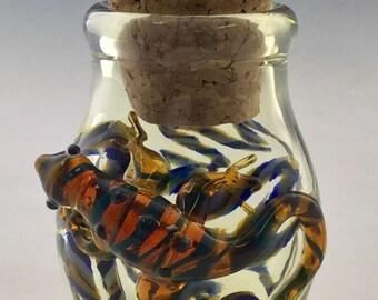 """3"""" Lizard Jar - J*009LZ"""