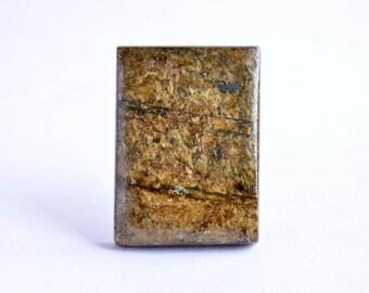 Bronzite Cabochon, Biggest Piece Size 33mm x 25mm, bronzite stone cabochon, gemstone cabochon, loose gemstone cabochon, Item No. 4364