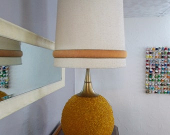 Mid-Century Modern Spun Lucite Spaghetti Lamp at Ancient of Daze