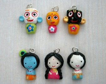 Little Krishna Charms