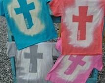 Bleach Cross T-shirts