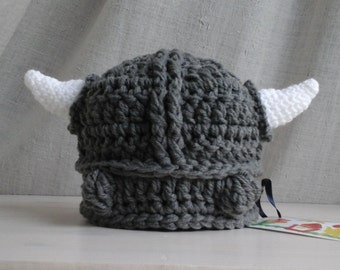 Viking beanie newborn to adult