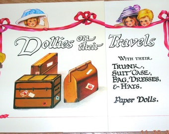 TRAVELING PAPER DOLLS