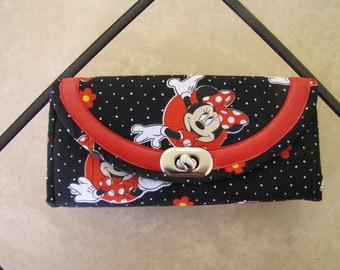 Mini Mouse Wallet