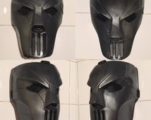 Limited 'Metal Variant' Damaged Casey Jones Mask Hockey Mask TMNT. Limited time only!