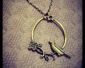 Put a Bird on it Necklace