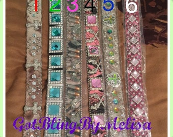 Clearance Bling Belt / Small - XL