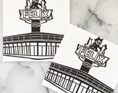 Felix, Set de 4 cartes avec enveloppes