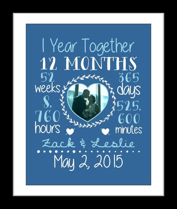 1 year dating anniversary gift Order the best gift online for your loved one pick out from hundreds of creative and beautiful gifts for any occasion ideas for one year dating anniversary.