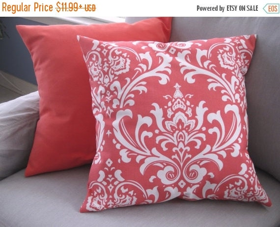 Throw Pillows In Clearance : CLEARANCE SALE Pillow Covers Pillows Decorative by PillowsByJanet
