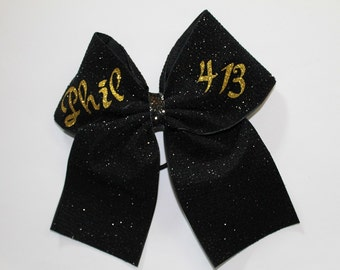 CHEER BOW Phil 4:13