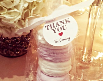 French Macaron Soap -  50 Favors Bachelorette Wedding Baby Shower Bridal Shower Macarons -  Food Soap Favour