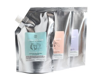 Refill for Liquid Goat's Milk Soap - Organic, Natural, Sustainably and Humanely Crafted