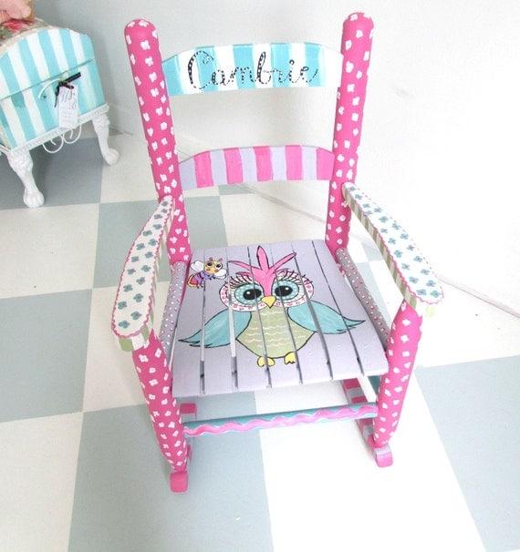 custom baby rocking chairs 1