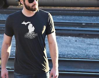 Men's Michigan Roots Shirt