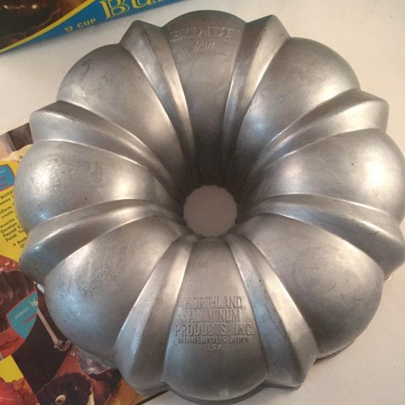 Nordic Ware Cake Pan Instructions