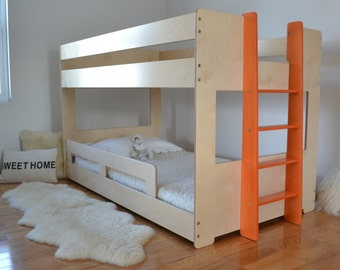 Little Bunk Bed