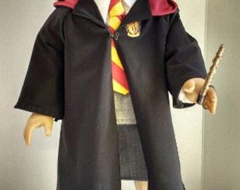 Gryffindor Uniform for American Girl Doll
