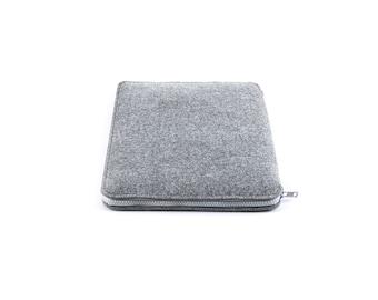 SOLUCKY New Macbook 12 Inch Case Air 11 13 Inch Sleeve Pro 13 15 Inch Case iPad Pro 12.9 Inch Keyboard Case Laptop Sleeve Wool Felt Case Bag