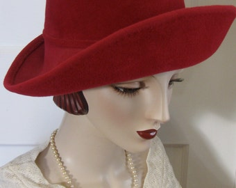 Mr. John Bumper Brimmed Hat