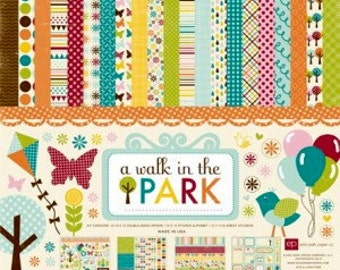 Echo Park A Walk in The Park Collection Kit