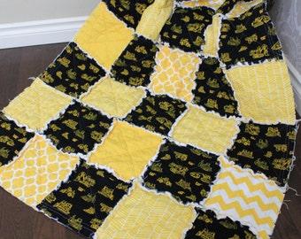 Yellow And Grey Crib Bedding Canada