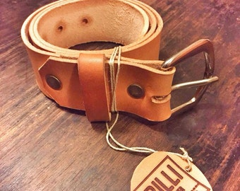 real leather belt thickness 3 mm