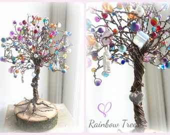 Ultimate rainbow Tree in browns