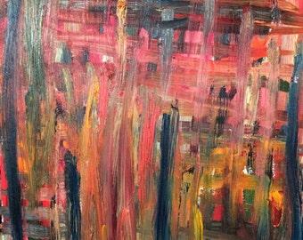 Black Abstract No. 6