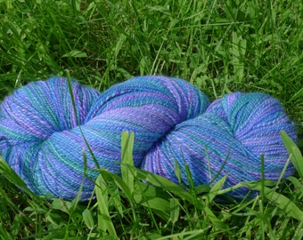 Handspun yarn: Merino wool