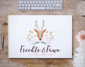 Deer Logo Design - boutique logo - photography logo and watermark