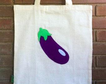 Emojibag Eggplant WhatsApp / Bolsa Berenjena WhatsApp