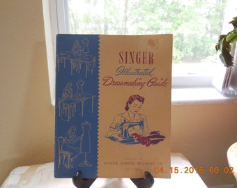 DRESSMAKING GUIDE by SINGER