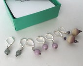 Stitch Markers Knitting (Locking): Springtime In Paris Collection