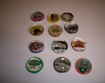 New Orleans Themed Magnet Set