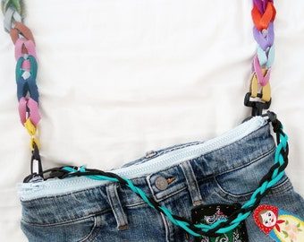 """Crossbody bag """"Patchjeans"""""""