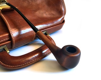 Pipe, Wood Tobacco Smoking Pipe, Pipes Lady-Slim, Long pipe, lady pipes, Tobacco Pipes, wood smoking bowl, Tobacco bowl. Wooden Pipes