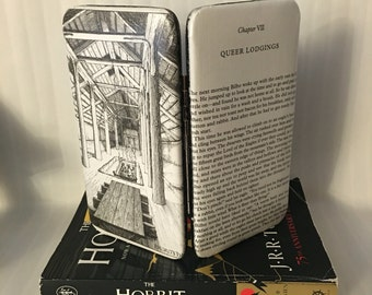 Lord of the Rings Book Page Wallet - Beorn's Hall