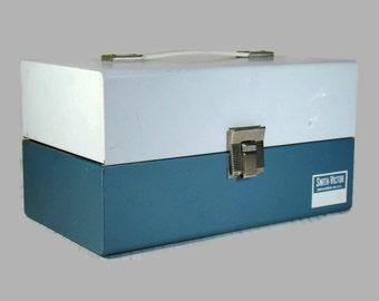 Vintage Storage Box - Smith Victor 8mm Movie Film Container