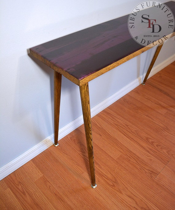 Foyer Table Sale : Foyer table sale epoxy resin entry by sibusfurniture