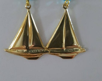 Nautical Motif Earrings